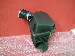 06-10 BMW E60 E63 E64 Lh Driver side air cleaner box filter intake M6 M5 OEM 895