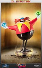 First4Figures Sonic the Hedgehog Dr Robotnik (Eggman) Regular Edition Statue MIB