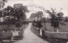 Peveril Of The Peak Hotel, DOVEDALE, Derbyshire