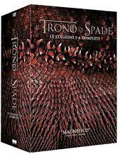 IL TRONO DI SPADE STAGIONI 1 - 4 COLLEZIONE COMPLETA (20 DVD) Games of Thrones