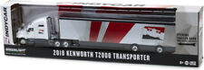 Greenlight 2018 Kenworth T2000 Indianapolis IndyCar Transporter 29951 NIB