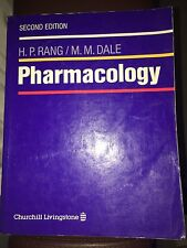 H.P.Rang / M.M.Dale Pharmacology 2nd Edition
