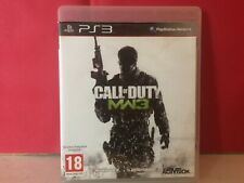 SUPERBE JEU SONY PS3 CALL OF DUTY COD MW3 COMPLET EN BOITE