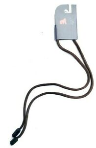 Gorilla Grip Secure Spectacle/Glasses Cord Holder / Spec.Lanyard - Dark Brown