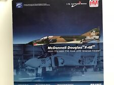 Hobby Master HM HA1907 F-4E Phantom II Arkansas Traveler II Paul Douglas 1/72