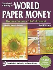Standard Catalog of World Paper Money, Modern Issues, 1961-Present-ExLibrary