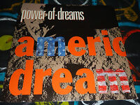 "12"" VINYL - POWER OF DREAMS - AMERICAN DREAM (UNPLAYED) PZ117"