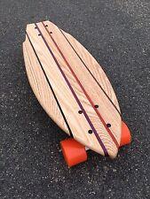 "Mini Cruiser Skateboard - Kaputa ""Mini Croozer"" (Oak Wood)"
