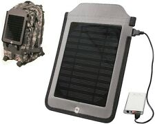 Military Multi Function Solar Charger Panel Survival Phone & Electronics - 80005