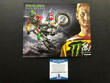 Ryan Villopoto Hot! signed autographed Supercross 8x10 photo Beckett BAS coa