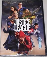 New listing Justice League [New Dvd, 2018]