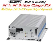 Votronic Multistage 24V-12V DC to DC Battery Charger Booster Charging Converter