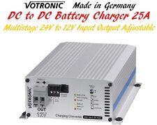 Votronic Multistage 24V-12V DC to DC Battery Charger Booster Charging Converter