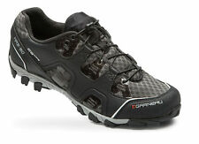Black Cycling Shoes