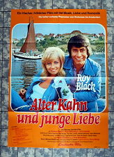 ROY BLACK * ALTER KAHN UND JUNGE LIEBE - A1-FILMPOSTER ´73 Barbara Nielsen MUSIK