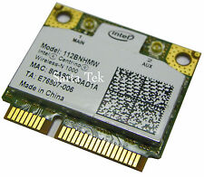 New Intel Centrino Wireless-N 1000 (112BNHMW) 802.11b/g/n PCIe Half Mini