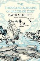 The Thousand Autumns of Jacob de Zoet, Mitchell, David, Very Good Book