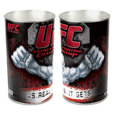 UFC Ultimate Fighting Trash Can Garbage CAN MMA