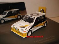 RENAULT 5 MAXI TURBO VERSION PRESENTATION RAGNOTTI au 1/43°