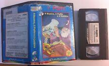 VHS - I PUFFI: IL BUONO, IL PUFFO E IL CATTIVO di A.A.V.V. [CINEHOLLYWOOD]