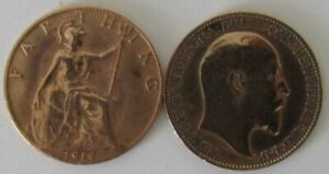 1911-1936 | George V Farthing | Choose Your Year | Free Postage + Discounts