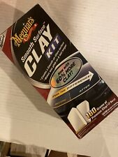 BRAND NEW Meguiar`s Smooth Surface Clay Kit Polish Wax Wash G1016