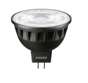 PHILIPS Master LED MR16 LAMP, 6.5W, 7.5W = 35W, 43W, Dimmable 10D 24D 36D 60D