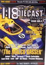 1:18 Diecast Downunder #4 Biante Classic Corvette Jaguar Mercedes Mustang Brock