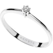 anello donna gioielli Comete Solitario elegante cod. ANB 1672