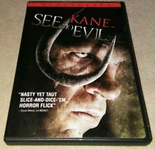 See No Evil Widescreen Edition DVD *horror Halloween