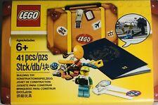 LEGO Travel Passport Build Kit Suitcase 5004932 - 41 Pcs New In Box FREE SHIP