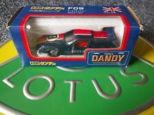 Team Lotus Europa Special Tomica Dandy F09 1:43 Diecast Red White Blue 9