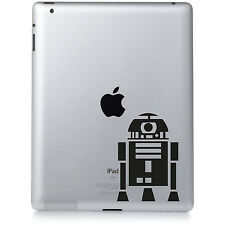 Star Wars r2d2. Apple Ipad mac macbook laptop autocollant vinyle décalcomanie.