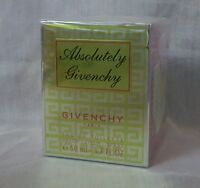 Absolutely Givenchy dy GIVENCHY  eau de toilette 50ml spray, rare.