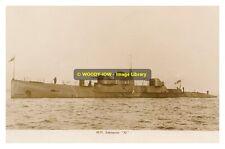 rp10921 - Royal Navy Submarine - HMS X1 - photo 6x4