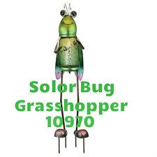 Solor Light Garden Bug - Grasshopper - Led L ights Regal Art & Gift 10970