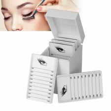 Empty 10 Layers Eyelash Extension Storage Case Box False Eyelash Display Holder