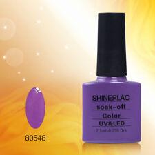80548 Shinerlac UV/LED Nail GEL Polish powered by Bluesky 10ml Free P&P