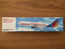 NEW Boeing 757-200 Jet2 Holidays Premier Plane Collectors Model Scale 1:200