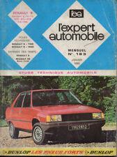 RTA revue technique automobiles N° 183 RENAULT 9 R9 C TC TL GTC GTL GTS TLE TSE