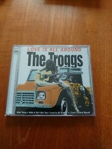 The Troggs - Love Is All Around VERY GOOD (CD 2000)