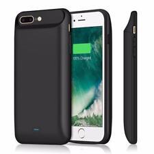 Batería Caso Para iPhone 6 7 8 Plus Cargador de Teléfono Portátil Recargable cubierta roja