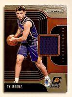 2019-20 Prizm TY JEROME Jersey Rookie Card, SP, RC, Suns, OKC, Virginia