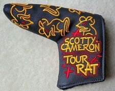 Scotty Cameron CT Masterful Tour Rat Headcover
