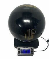 VINTAGE Columbia 300 Black PRO HOOK 15lb Bowling Ball UN-DRILLED NEW OLD STOCK