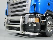 Aluminum Animal Grill Bumper Guard for Tamiya R/C 1/14 Scania Man TGX Truck
