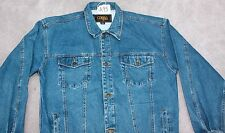 COBRA Men's Jean Jacket SIZE -X. TAG NO. A95
