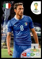 Panini Brazil 2014 Adrenalyn XL Claudio Marchisio Italia Base card