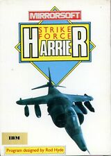 Strike Force HARRIER - Brand New in Sealed Big Box - PC-Combat Flight Simulator
