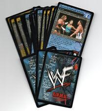 WWF CCG Raw Deal v2.1 sobreviviente Serie Tarjetas De Lucha-elija su tarjeta